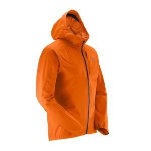 My new Salomon waterproof running jacket