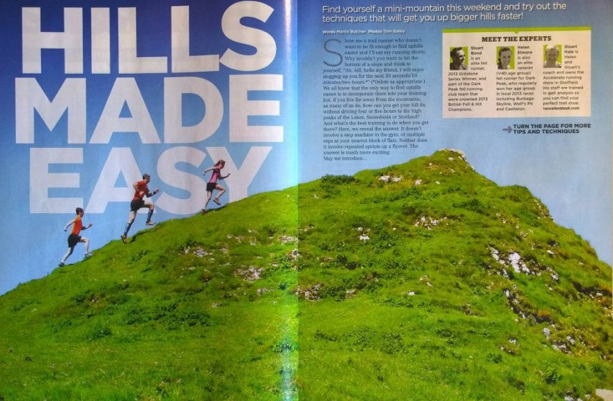 Hills Made Easy Article
